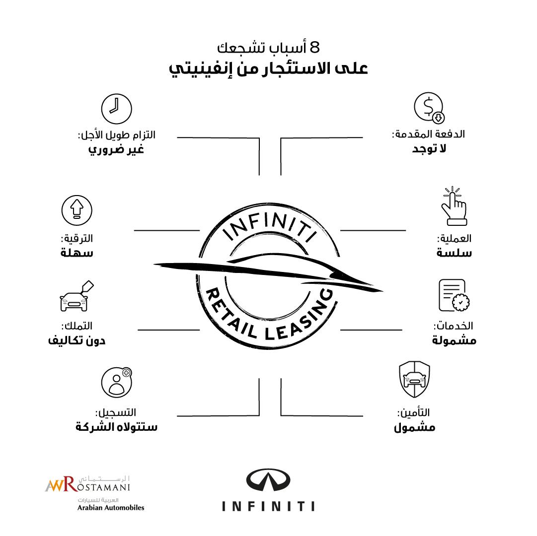 إنفينيتي العربية للسيارات