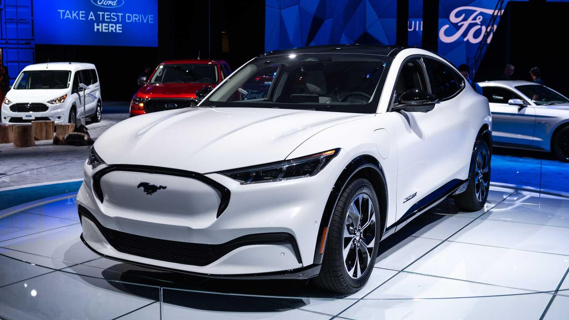 فورد سيارات كهربائية