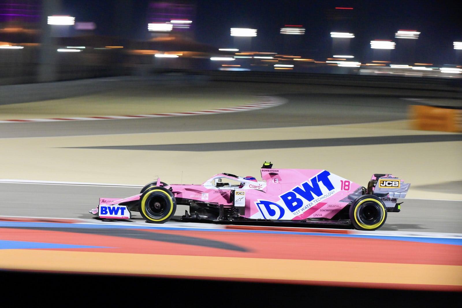 بيريز فورمولا 1
