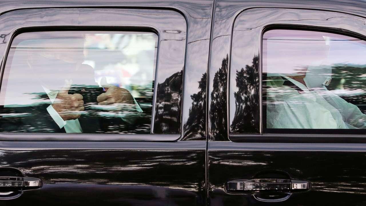 سيارة الرئيس الأميركي