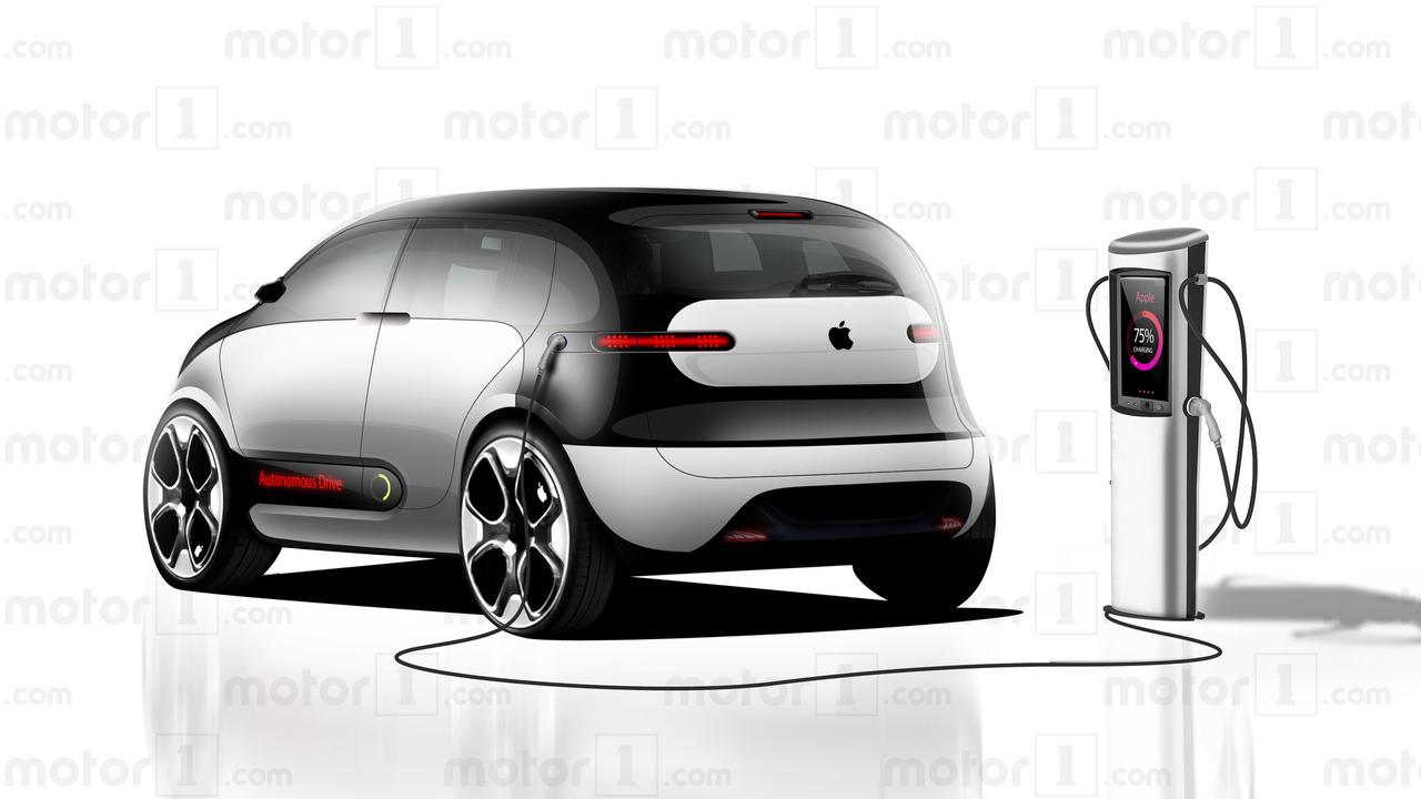آبل سيارة كهربائية
