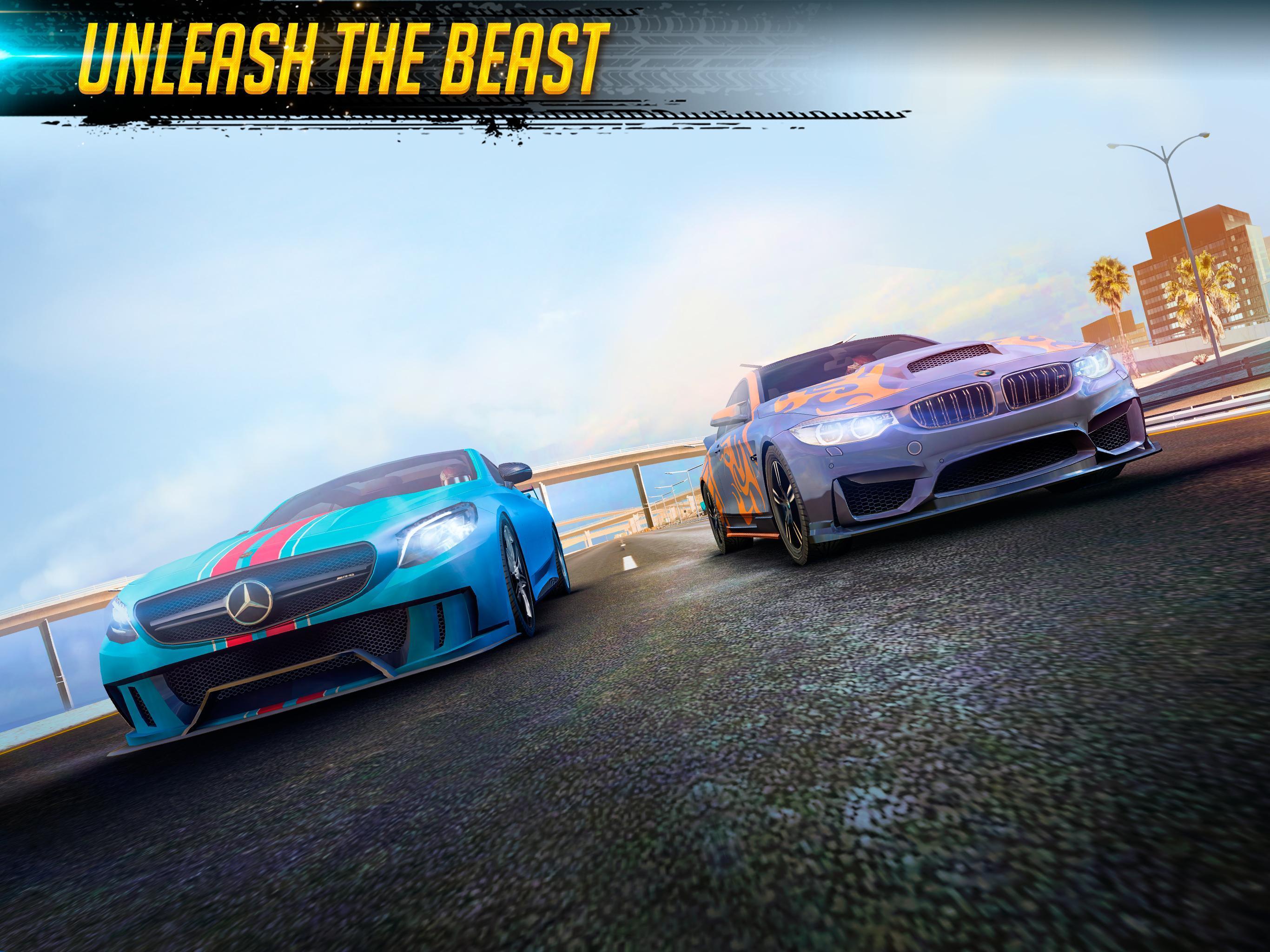 سباق سيارات السرعة