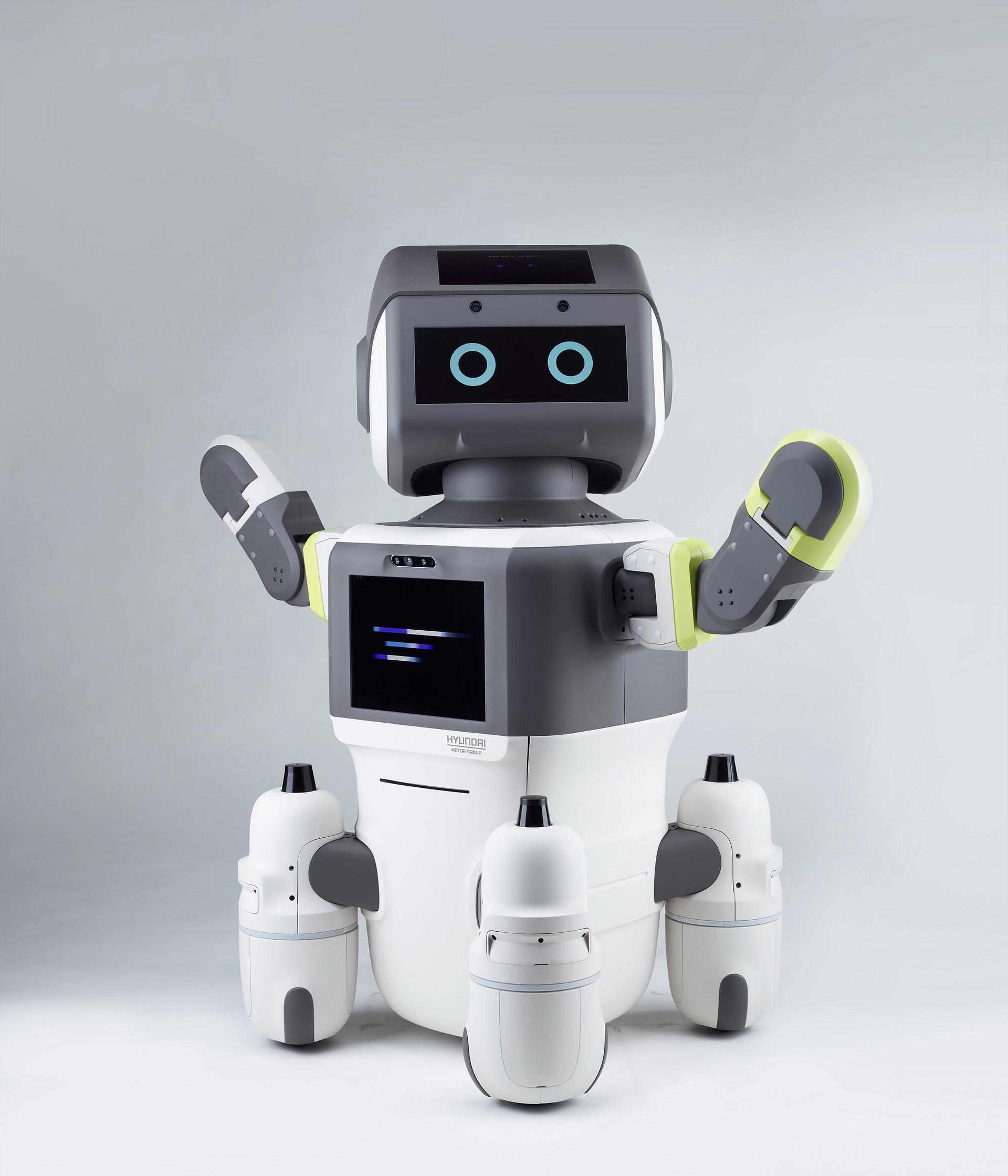 روبوت DAL-e- هيونداي