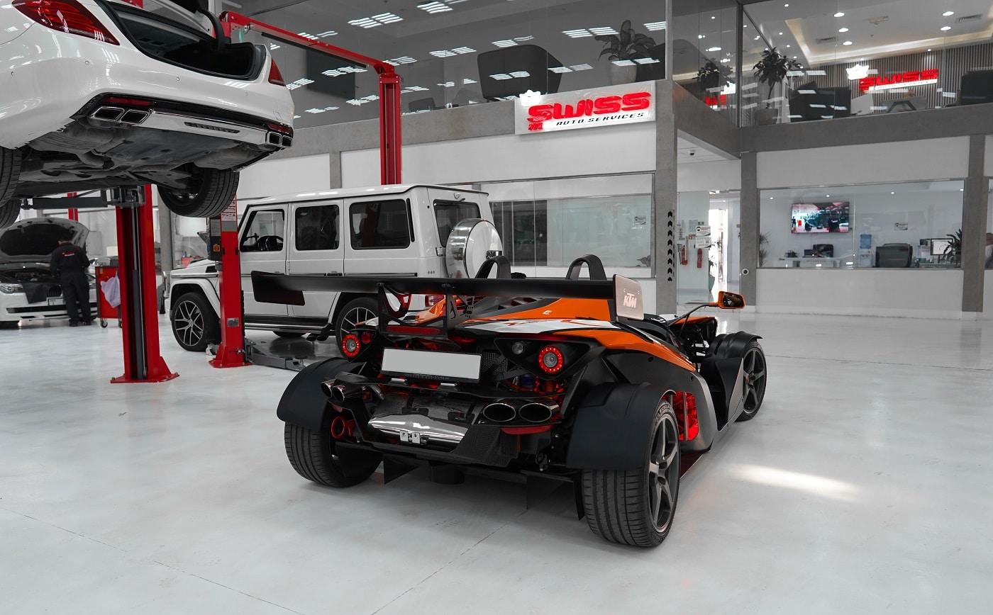 رويال سويس لخدمات السيارات