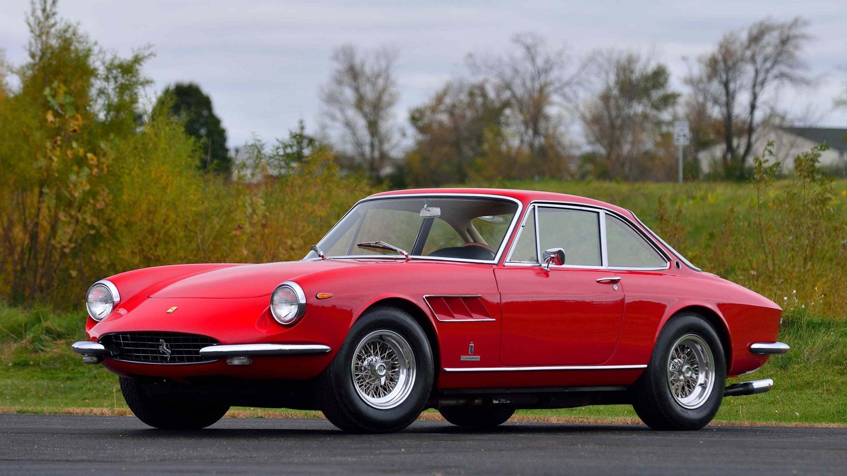 فيراري 330 جي تي سي سبيسيال 1967