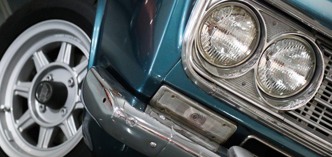 سيارة تويوتا كورونا